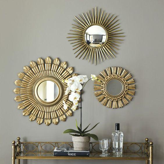 decoracao espelhos redondos 6