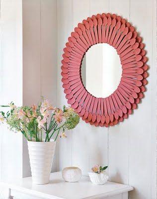 decoracao espelhos redondos 8