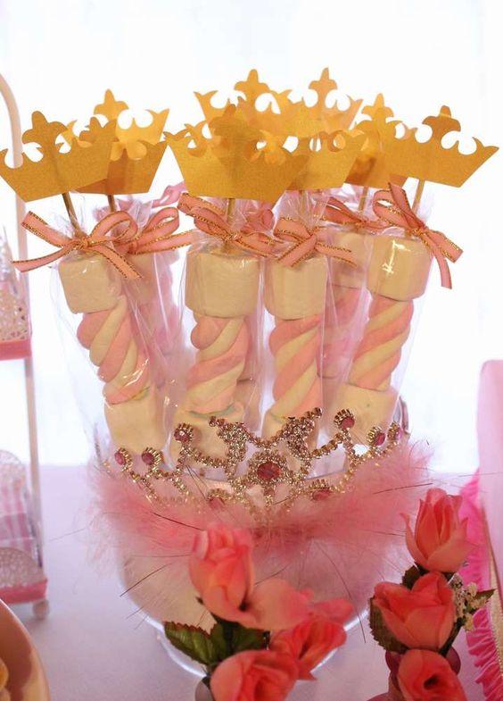 decoracao festa aniversario princesas 0