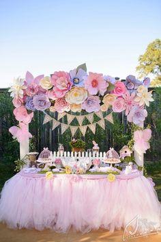 decoracao festa aniversario princesas 2