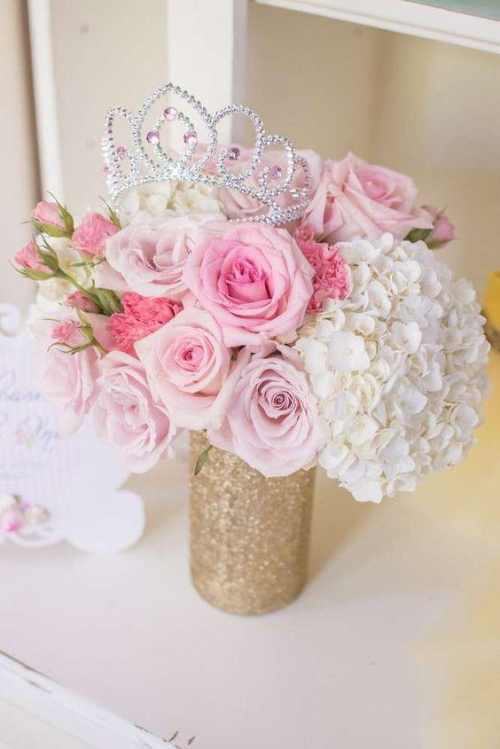 decoracao festa aniversario princesas 7