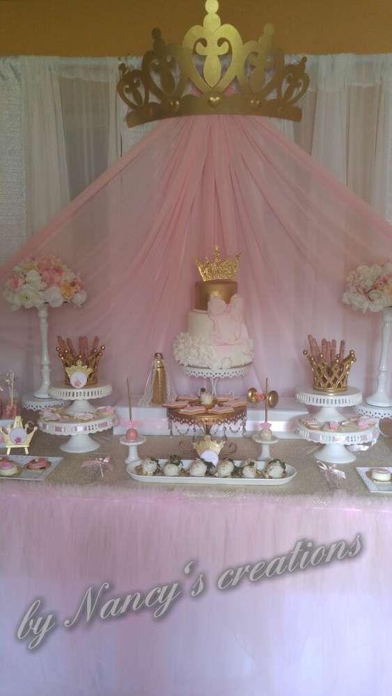 decoracao festa aniversario princesas 9