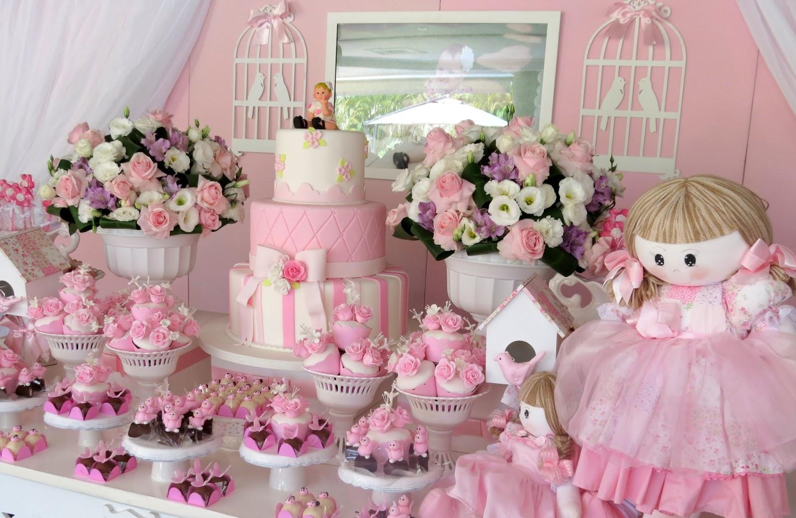 decoracao festa provencal princesa