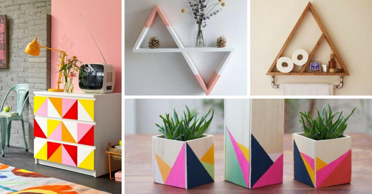 decoracao figuras geometricas 1