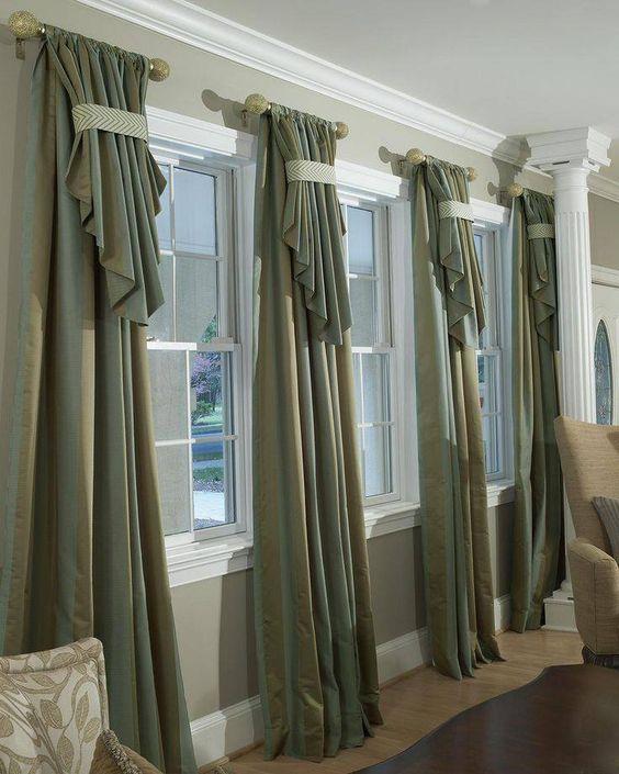 decoracao janelas cortinas 1