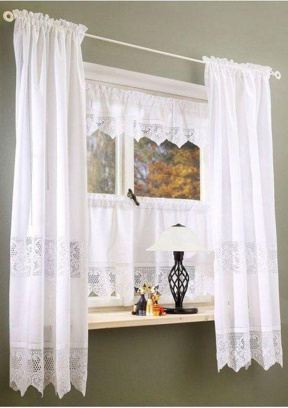 decoracao janelas cortinas