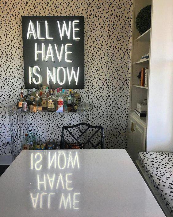 decoracao letreiro cozinha