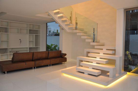 decoracao nanoglass escadas