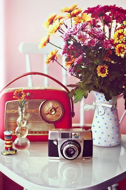 decoracao objetos vintage 2
