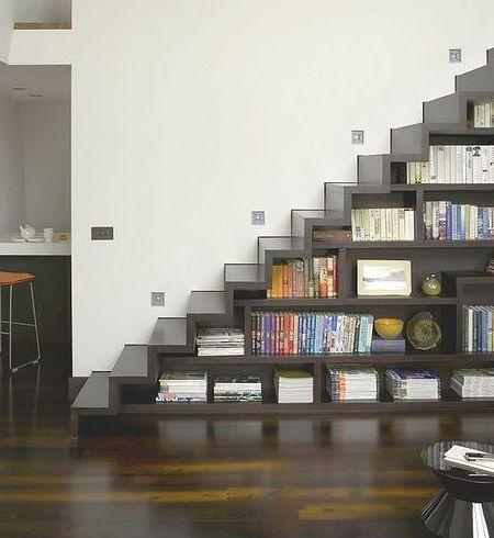 decoracao parede escadas 1