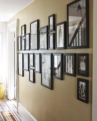 decoracao parede fotos 1