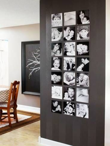 decoracao parede fotos 4