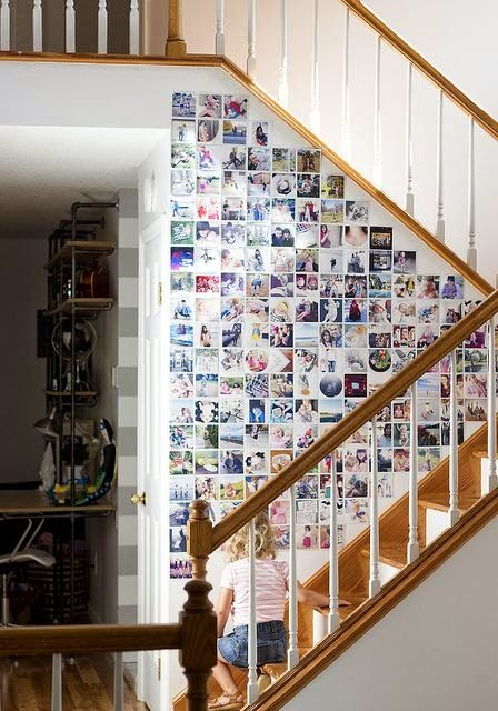 decoracao parede fotos 9