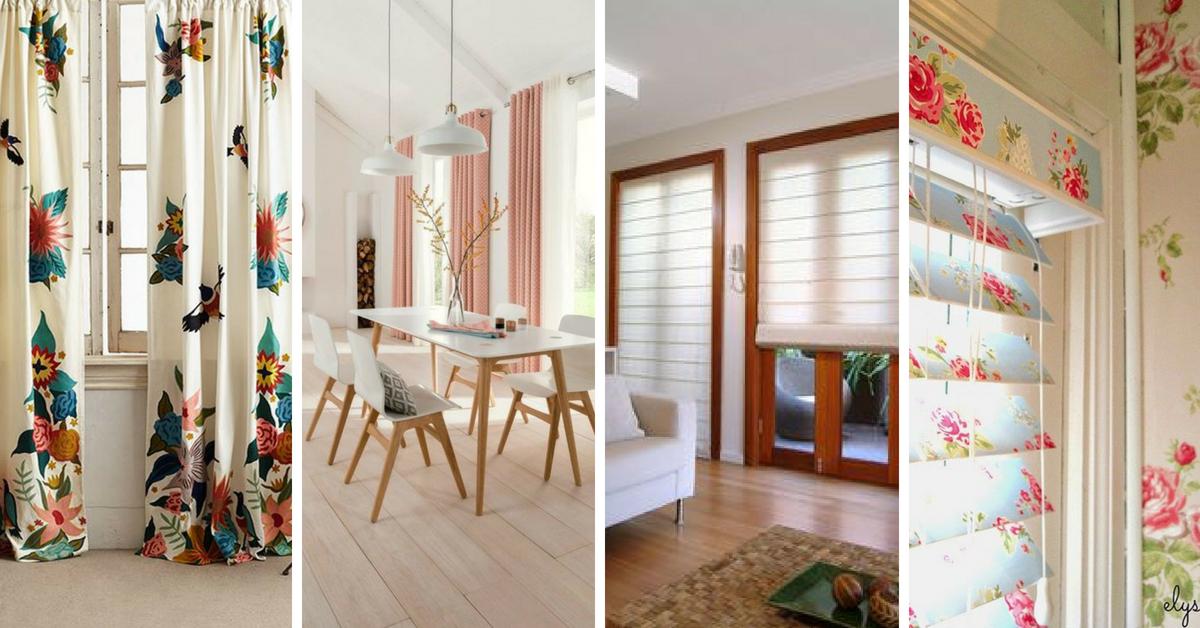 decoracao persianas cortinas