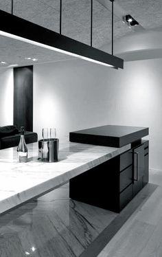 decoracao piso cozinha marmore 2