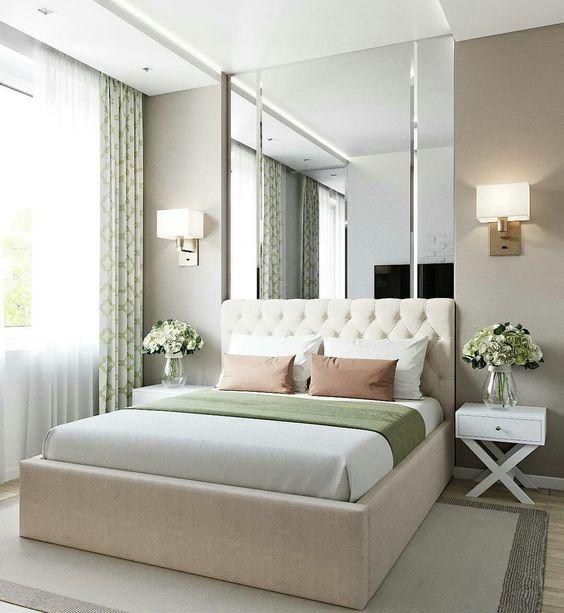decoracao quarto casal moderno aconchegante