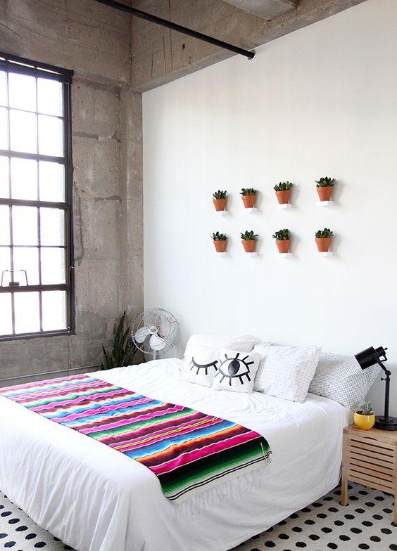 decoracao quarto casal pequeno 5
