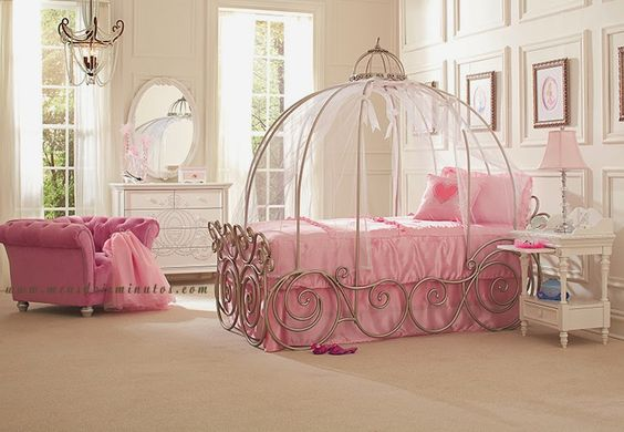 decoracao quarto princesa 1