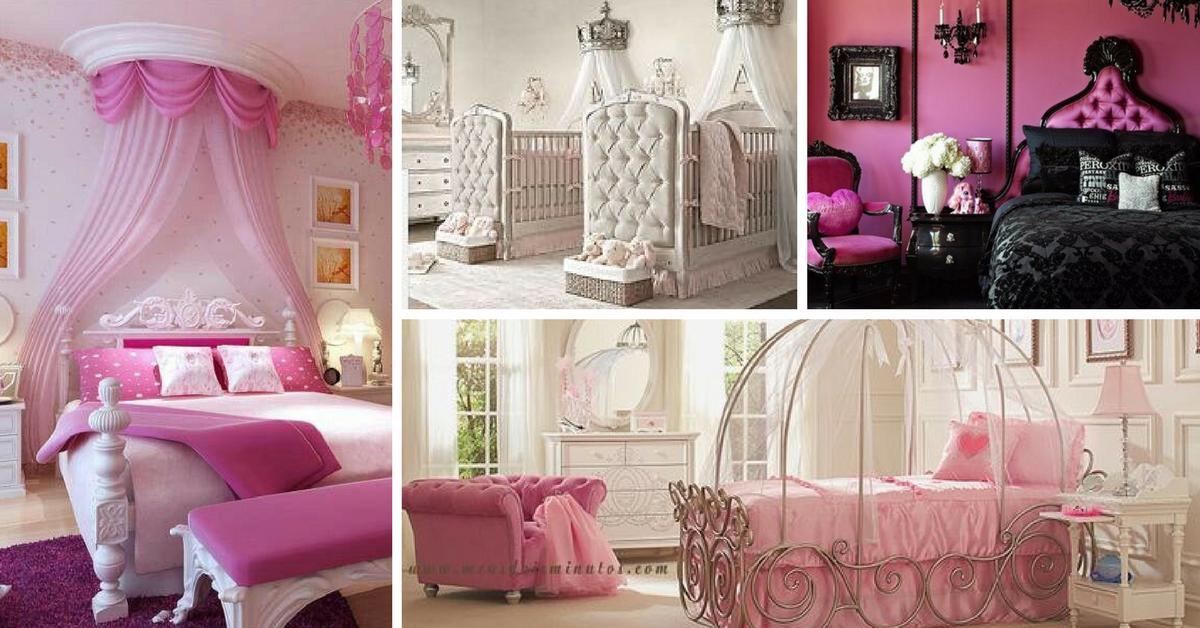 decoracao quarto princesa