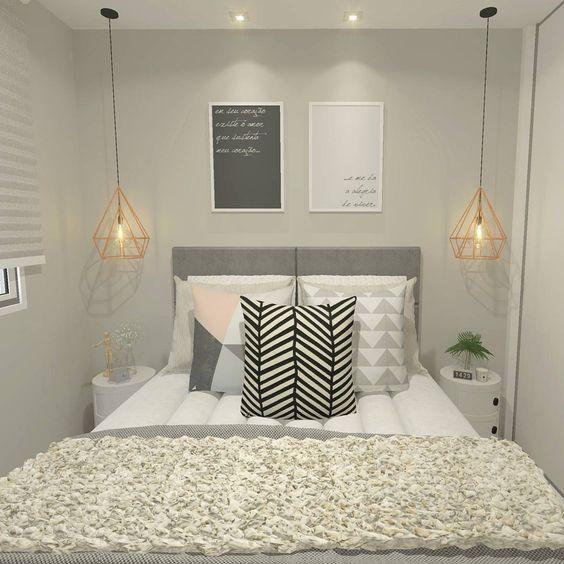 decoracao quartos pequenos 1