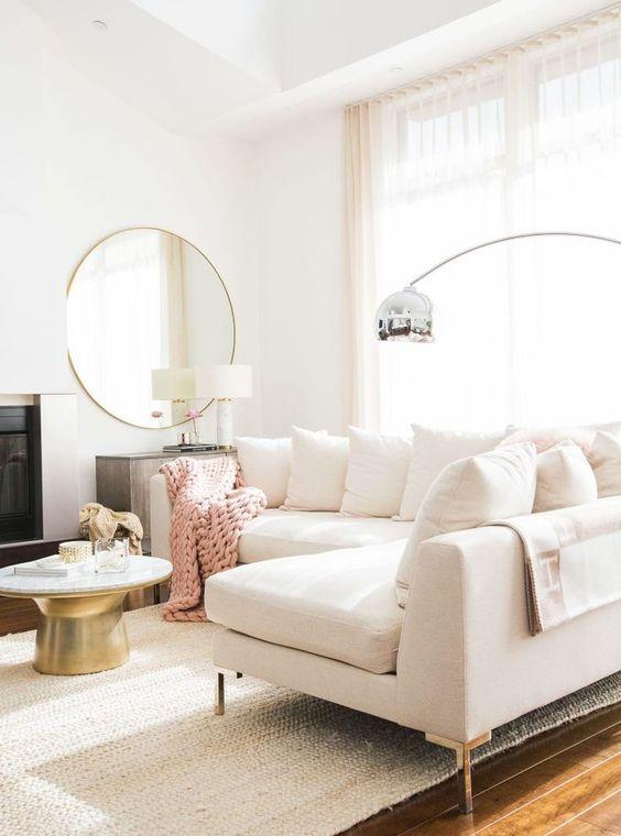decoracao sala estar branca 7