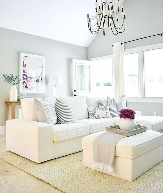 decoracao sala estar branca 8