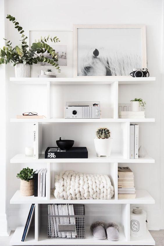 decoracao sala estar branca 9