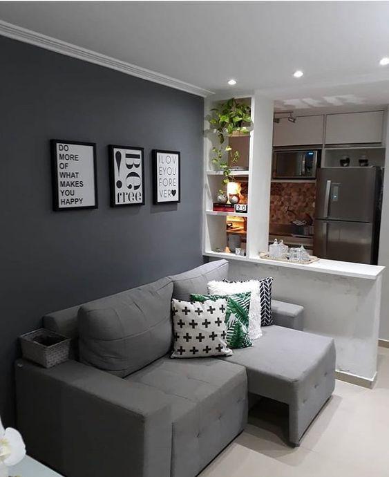 decoracao salas pequenas 1