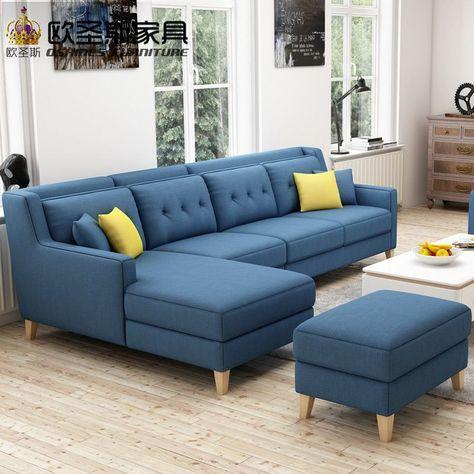 decoracao sofa moderna 1