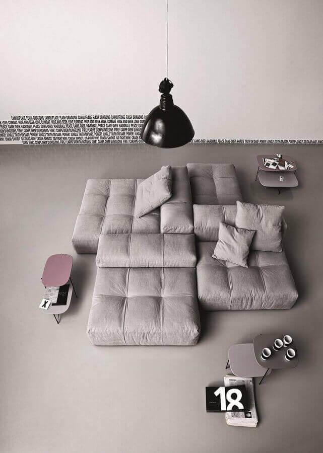 decoracao sofa moderna 12