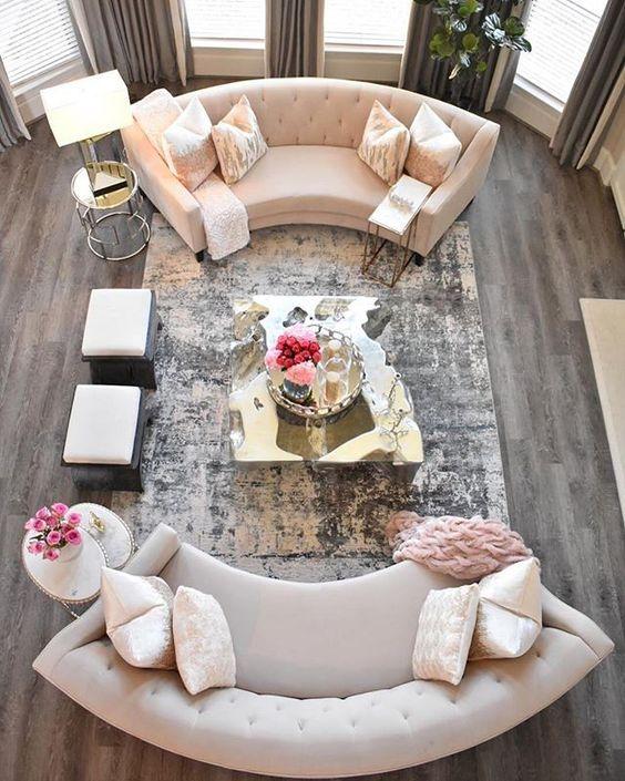 decoracao sofa moderna 4
