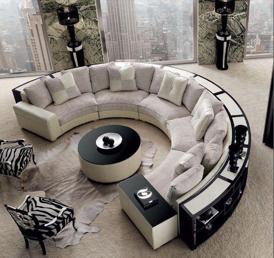 decoracao sofa moderna 9