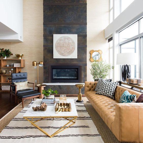 decoracao sofas couro 5