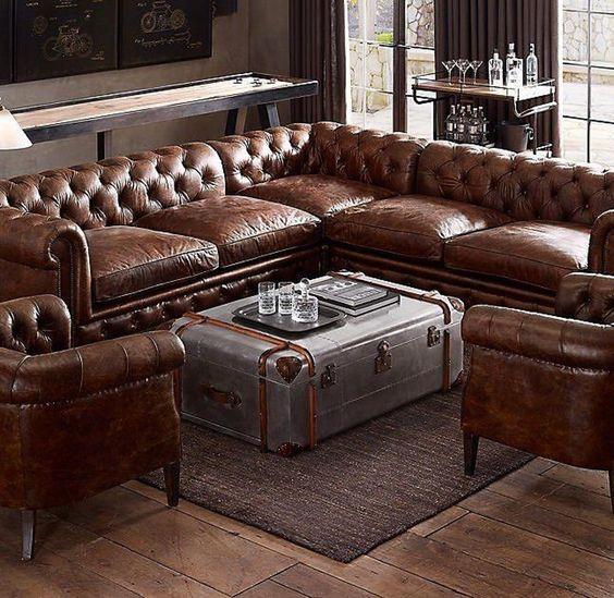 decoracao sofas couro 7