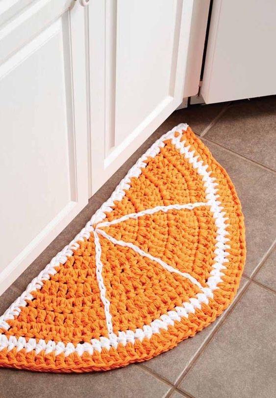 decoracao tapetes croche cozinha 1