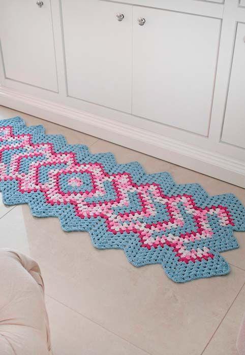 decoracao tapetes croche cozinha 2