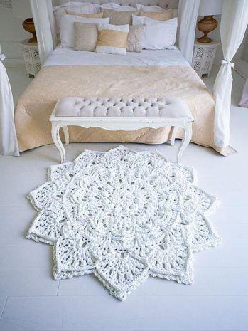 decoracao tapetes croche quarto 5