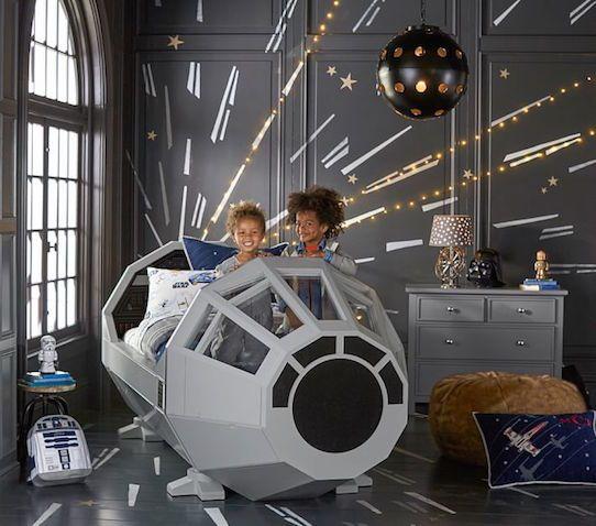 decoracao tematica quarto crianca star wars