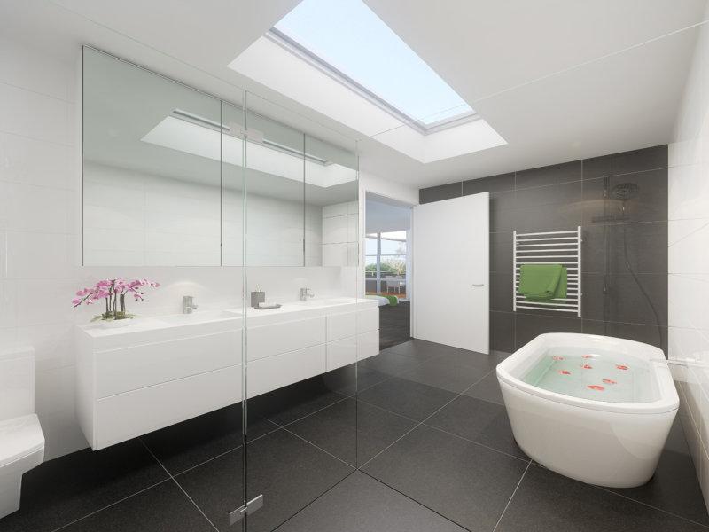 decorar banheiro moderno
