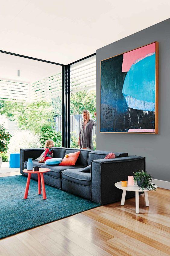 decorar quadros grandes 11