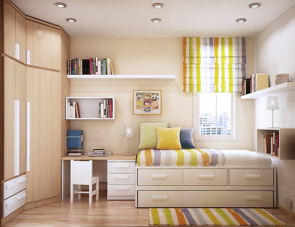 decorar quarto pequeno para criancas