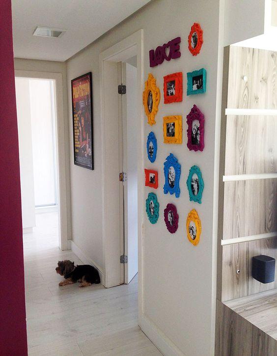 dicas decoracao parede quadrinhos 8
