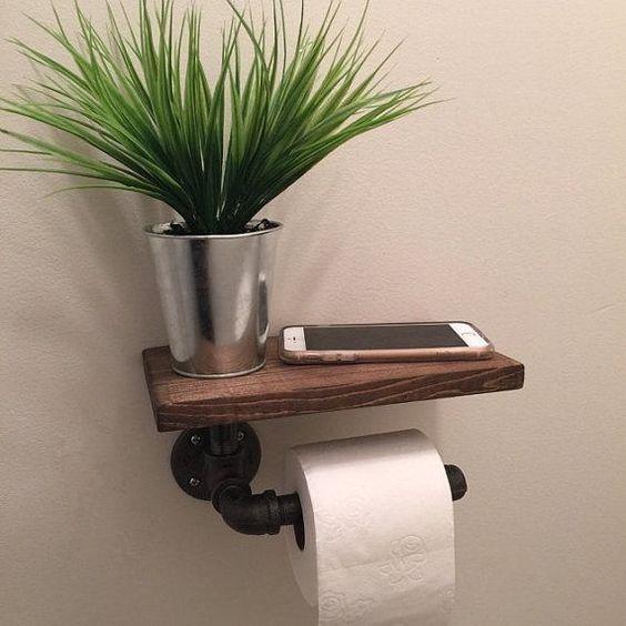 dicas decorar banheiro pequeno 3