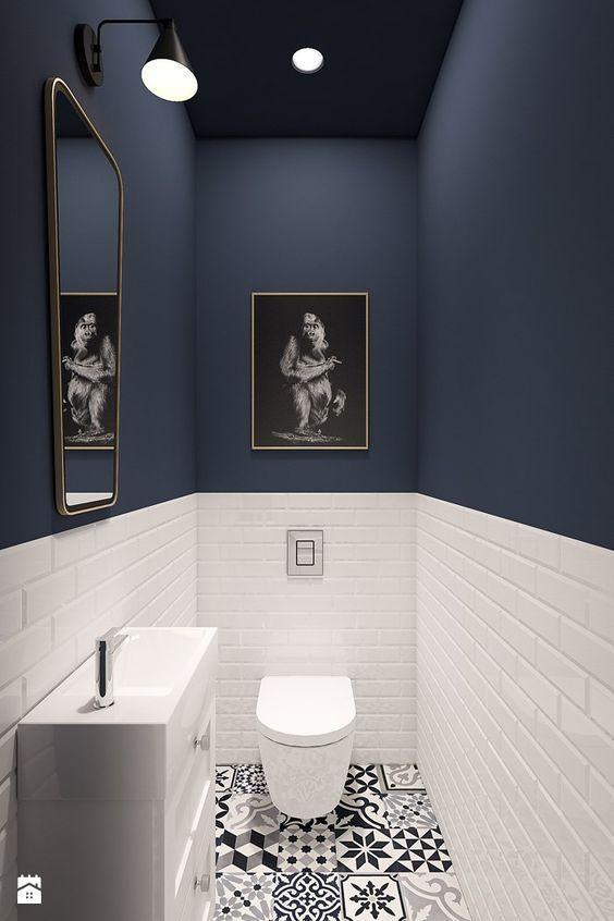 dicas decorar banheiro pequeno 8