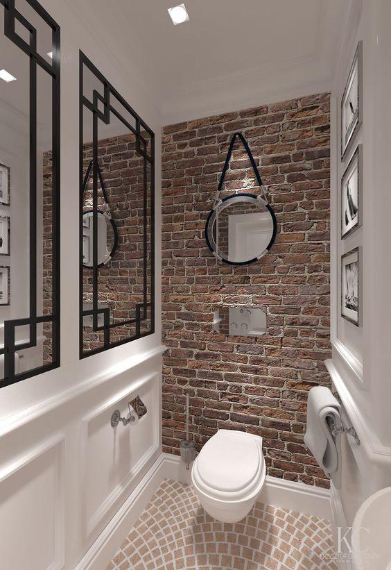 dicas decorar banheiro pequeno 9