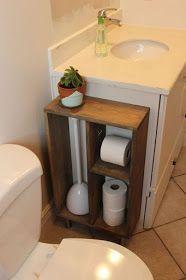 dicas decorar banheiro pequeno