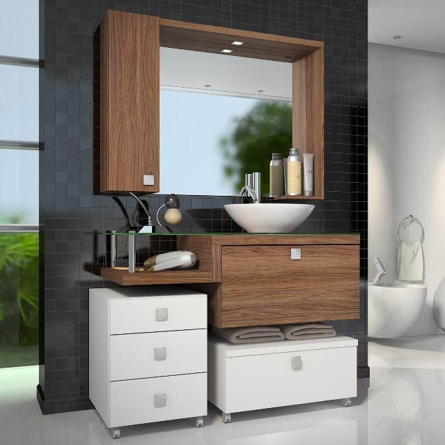 dicas modelos banheiro moderno