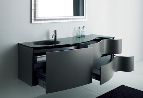 dicas modelos banheiro preto