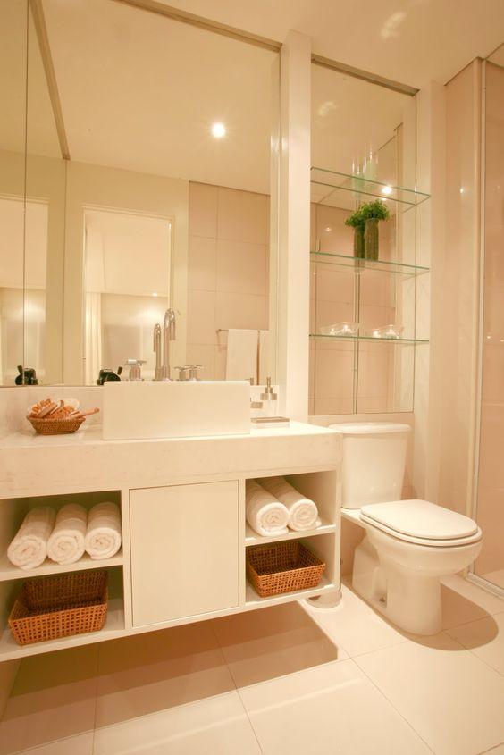 dicas modelos banheiro simples
