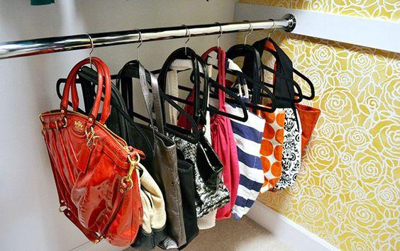 dicas organizar bolsas 1